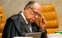 ABSURDO: Ministro Gilmar Mendes pede a cassação do registro do PT e quer a extinção da sigla; http://clickpolitica.com.br/brasil/absurdo-ministro-gilmar-mendes-pede-a-cassacao-do-registro-do-pt-e-quer-a-extincao-da-sigla/