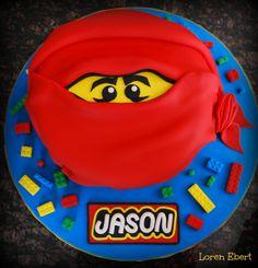 The Baking Sheet: Lego Ninjago Cake!