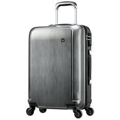 Swiss Mobility pure polycarbonate suitcases