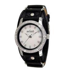 Reloj Swarovski Plateado Axcent of Scandinavia   http://www.tutunca.es/reloj-axcent-of-scandinavia-swarovski-plateado