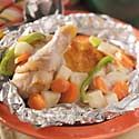 Camping Recipes @Taste of Home, including Campfire Chicken Stew