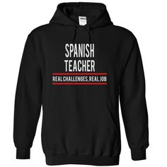 SPANISH TEACHER This is Awesome Job Looks Like T-Shirts, Hoodies. VIEW DETAIL…