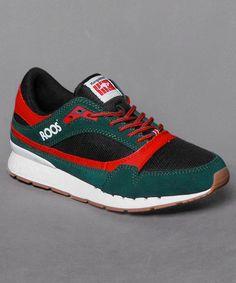 """Seit über 30 Jahren gilt """"Kangaroos - Super Shoes"""". So lautet der Werbeslogan dieser genialen Sneaker und der ist Programm. Bei Numelo bekommt ihr ab sofort den Kangaroos Rage in Black/Green, mit der einzigartigen Dynacoil-Sohle und der typischen Hidden Pocket. Einfach im Stuttgarter Store vorbeischauen oder direkt online bestellen unter: http://www.numelo.com/kangaroos-rage-p-24448674.html"""