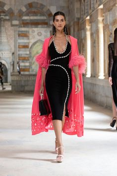 Couture Looks, Royal Dresses, Georges Hobeika, Blue Sparkles, Spring Summer Fashion, Things That Bounce, Catwalk, Evening Dresses, Ready To Wear