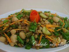Salatalar ve tarifleri | Cahide Sultan بسم الله الرحمن الرحيم | Sayfa 8