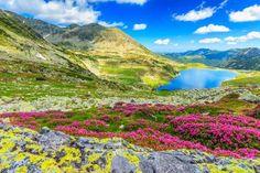 Terras Altas, na Escócia, Split, na Croácia e Cárpatos, no Leste Europeu vão fascinar seus olhos e c... - Shutterstock