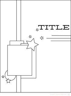 Blog: Sunday Sketch I Jil - Scrapbooking Kits, Paper & Supplies, Ideas & More at StudioCalico.com!