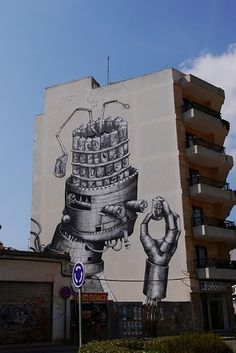 Phlegm based in The UK | 19 Street Artists To Keep An Eye On