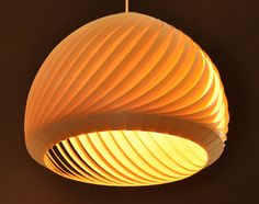 Wind Lampshade Veneer 38