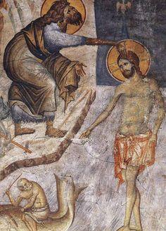 Frescele lui Alexandru Soldatov (Partea a Byzantine Icons, Art Icon, Orthodox Icons, Religious Images, Vignettes, Fresco, Christianity, Saints, Ikon