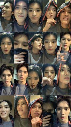 Nct Cherry Bomb, Boyfriend Photos, Nct Life, Lucas Nct, Best Kpop, Lee Taeyong, Boyfriend Material, Jaehyun, Nct Dream