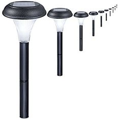 GardenBliss 10 Pack of Outdoor Solar Garden Lights for Your Yard Path Lawn and Landscape Lighting *** Be sure to check out this helpful article.