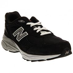New Balance Womens W990 Running ShoeBlack10 B US >>> You can find out more details at the link of the image.
