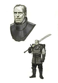 The Lieutenant - The Black Company by Irontree