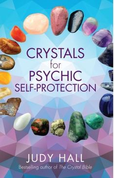 Pinterest 124 crystal reference books images healing crystals crystals for psychic self protection by judy hall httpamazon fandeluxe Images