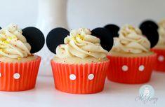 mickey cupcakes