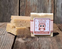 Barred Owl Soap by BubbleOwlSoap on Etsy