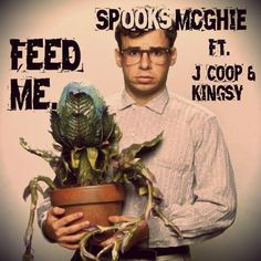 """Spooks McGhie connects with J-Coop of the Winning Team and Kingsy for the self-produced single """"Feed Me"""". This is just plain ol heat from Spooks McGhie."""