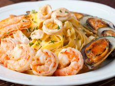 Italian prawn pasta recipe..