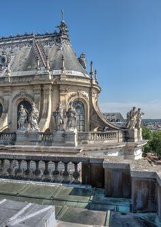 Depuis les toits du château. Pour d'autres photos: www.ipernity.com/doc/755447/album/693351