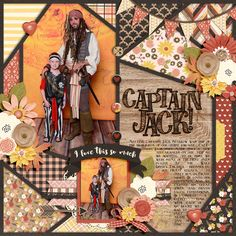 Template: Cindy Schneider - Layered Template Set 213  Kit: Traci Reed and Digital Scrapbook Ingredients - Basically Fall
