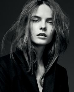 Nimue Smit photographed by Kai Z. Feng for the cover of the latest issue of Stockholm.