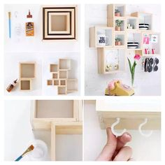DIY Room Decor Ideas to Decorate Inexpensively for instructions and more ideas…