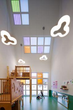 Childminders Centre (Haus der Tagesmütter) in Selb / TallerDE2 Arquitectos + Gutiérrez-delafuente Arquitectos