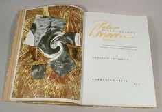 Endgrain Editions 3: Peter Lazarov
