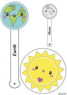 Space: Planets and Solar System Models by Spring Girl Winning Science Fair Projects, Science Projects For Kids, Science For Toddlers, Science Experiments For Preschoolers, Solar System Activities, Solar System Model, Solar Licht, Spring Girl, Kindergarten Science