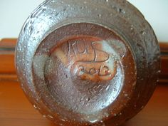 Roelof Uys, Leach Pottery St Ives Studio - signed