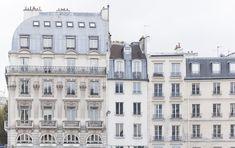 Paris Real Estate Update - Interview With Our Resident Expert Paris Apartments, Apartments For Sale, Old Building Photography, French Buildings, Parisian Architecture, Old Bridges, Paris City, Model Building, Beautiful Sunset