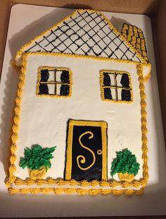 Home Design Cake