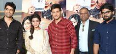 Kshanam Trailer Launch Photos
