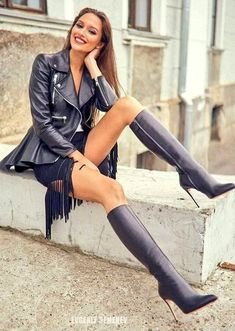 The Day Dreamings: Overknees: my latest obsession