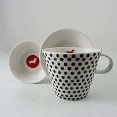 Cup with dots by Imaliska (czechdesign)