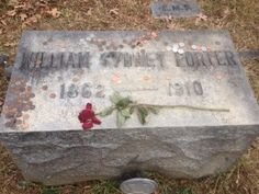 William Sydney Porter, O'Henry, Riverside Cemetery Asheville NC