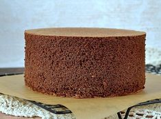 Slovak Recipes, Sweet Bar, Sponge Cake, Food Hacks, Cake Recipes, Vanilla, Food And Drink, Cooking Recipes, Deserts