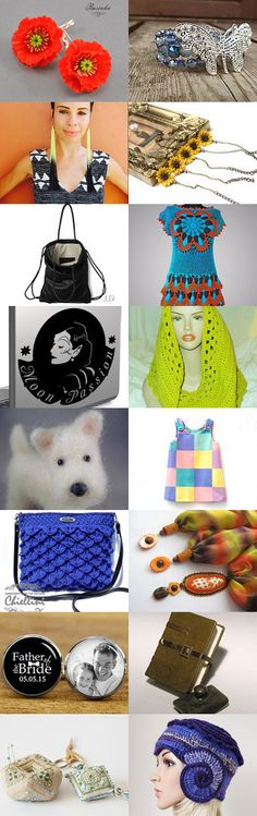 Gift ideas 27/01/2015 by Svetlana Barashkova on Etsy--Pinned with TreasuryPin.com