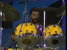 """Tony Williams 1979 Solo """"There Comes a Time"""""""