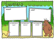 Boeken: boekbespreking De Gruffalo