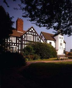 Boscobel House and the Royal Oak - House and Garden