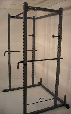 Best CrossFit Equipment - Power Rack