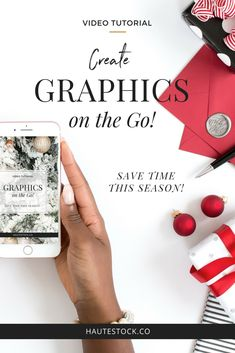 Did you catch our last post on how to save time batch processing your graphics? 'Cause Canva for Work's resize tool will be your BFF when you want to use a cohesive set of images across all of your different platforms. Especially during the Holiday rush, when you need to find ways to streamline your
