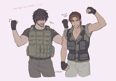 """""""""""Jill, you're amazing! Carlos Resident Evil, Resident Evil 3 Remake, Resident Evil Game, Devil May Cry, Character Concept, Character Design, Resident Evil Collection, Dino Crisis, Videogames"""