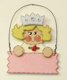 Princess Christmas Ornaments