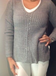 Fashion Essentials, Cape Town, Spin, Zara, Lipstick, Pullover, Grey, Winter, Sweaters