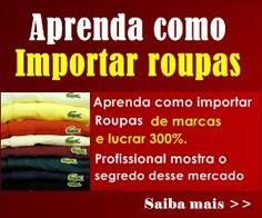 Brasília em Distrito Federal http://academiadoimportador.com.br/aprendendo-importar-roupas-de-marca-dos-eua?ref=F2248867V