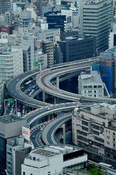 Edobashi Junction Tokyo,Japan