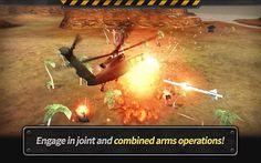 GUNSHIP BATTLE : Helicopter 3D- screenshot thumbnail